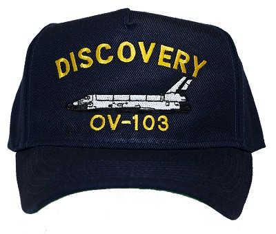 Space Shuttle Command Cap - Regulation Issue