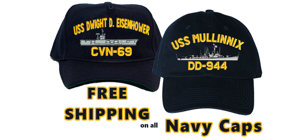 3570e6638d8 U.S. Navy Ship Caps
