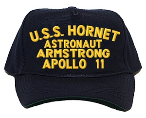 Apollo 11 Armstrong Ball Cap