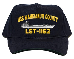 USS Albert David FF-1050 Navy Ship Hats