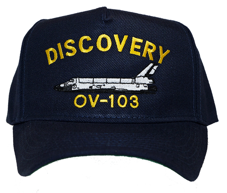 Space Shuttle Mission Caps