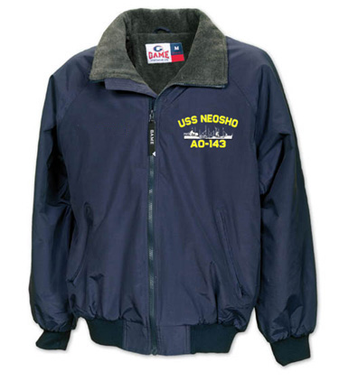 U.S. Navy Ship Three Season Jackets