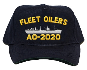 U.S. Navy Caps Fleet Oiler