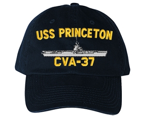 USS Princeton Navy Ship Hats