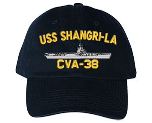 USS Shangri-La Navy Ship Hats