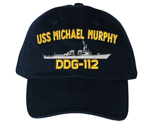 USS Michael Murphy DDG-112 Navy Ship Hats