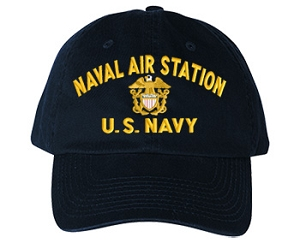 U.S. Naval Air Station Caps
