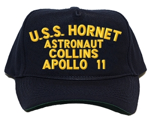 Apollo 11 Collins Ball Cap