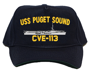 USS Puget Sounds CVE-113