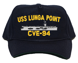 USS Lugna Point CVE-94