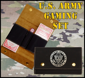 U.S. Army Gaming Set