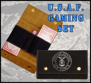 U.S. Air Force Gaming Set