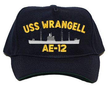 USS Wrangell Regulation Cap