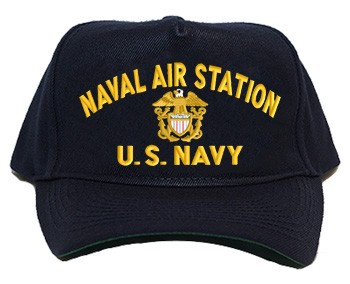 Naval Air Station Regulation Cap