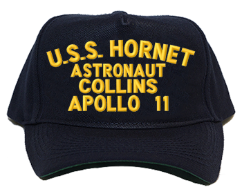 Apollo 11 Astronaut Cap - Regulation Style