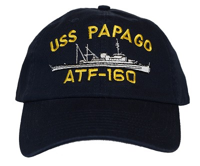 U.S. Navy Ship Cap, Old Salt Series